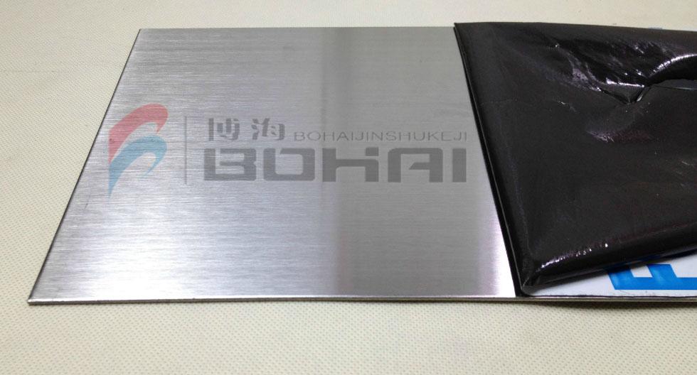 304不锈钢无指纹板