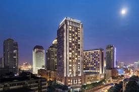 万豪国际酒店工程案例