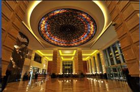 洲际酒店工程案例