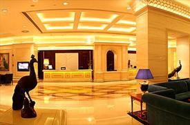 皇冠海外海酒店工程案例