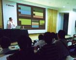 中国美院关于博海彩色不锈钢板美学色彩体系论坛