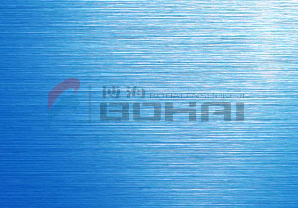 宝石蓝装饰工程不锈钢板