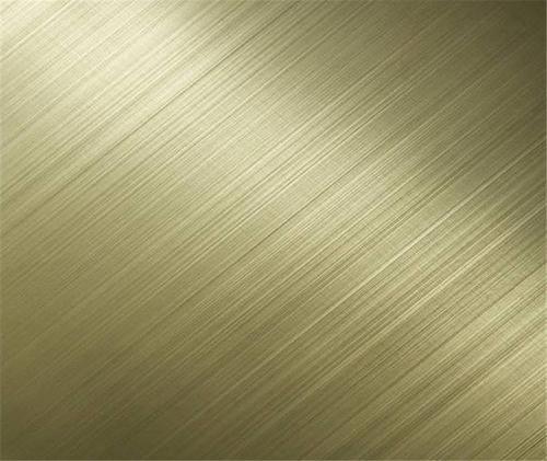 纳米镀铜拉丝青古铜不锈钢板