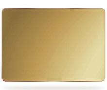 真空黄钛金8K镜面不锈钢板