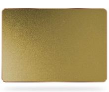 真空香槟金8K镜面不锈钢板应用
