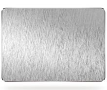 真空银白色拉丝不锈钢板