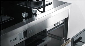 厨房设备专用抗指纹不锈钢装饰板定制