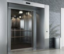 不锈钢板装饰电梯应用