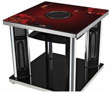 取暖电器专用不锈钢装饰板系列产品