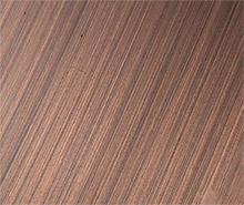 纳米镀铜拉丝红古铜不锈钢板